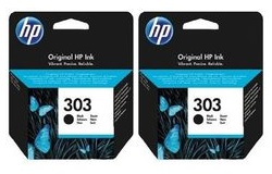 HP 303 Combo Pack Sort  tricolor