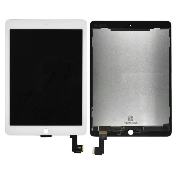 iPad air 2 Touchscreen/LCD assembly SW White