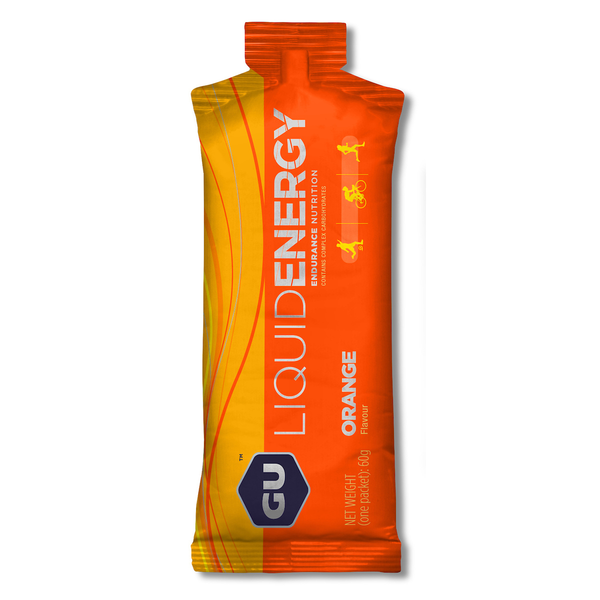 Orange, Liquid Energy, 24 Pkt Box