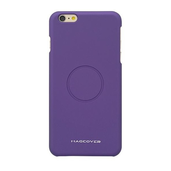 MagCover Case for iPhone 7 purple (new)
