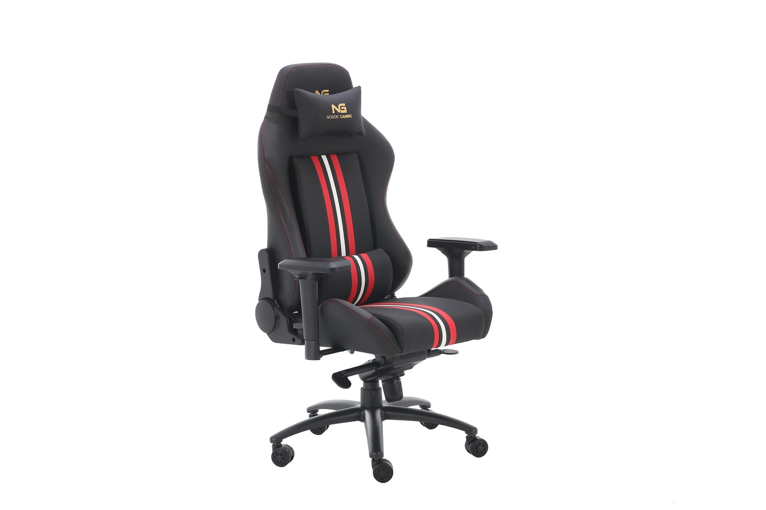 Nordic Gaming Gold Premium Gaming Chair Black