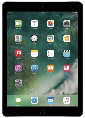 Apple iPad 5th gen. (2017) Space gray 32 GB WIFI TI