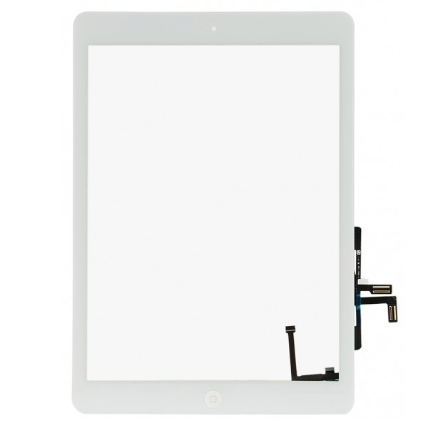iPad 9.7 2018 Touch Panel Assembly White