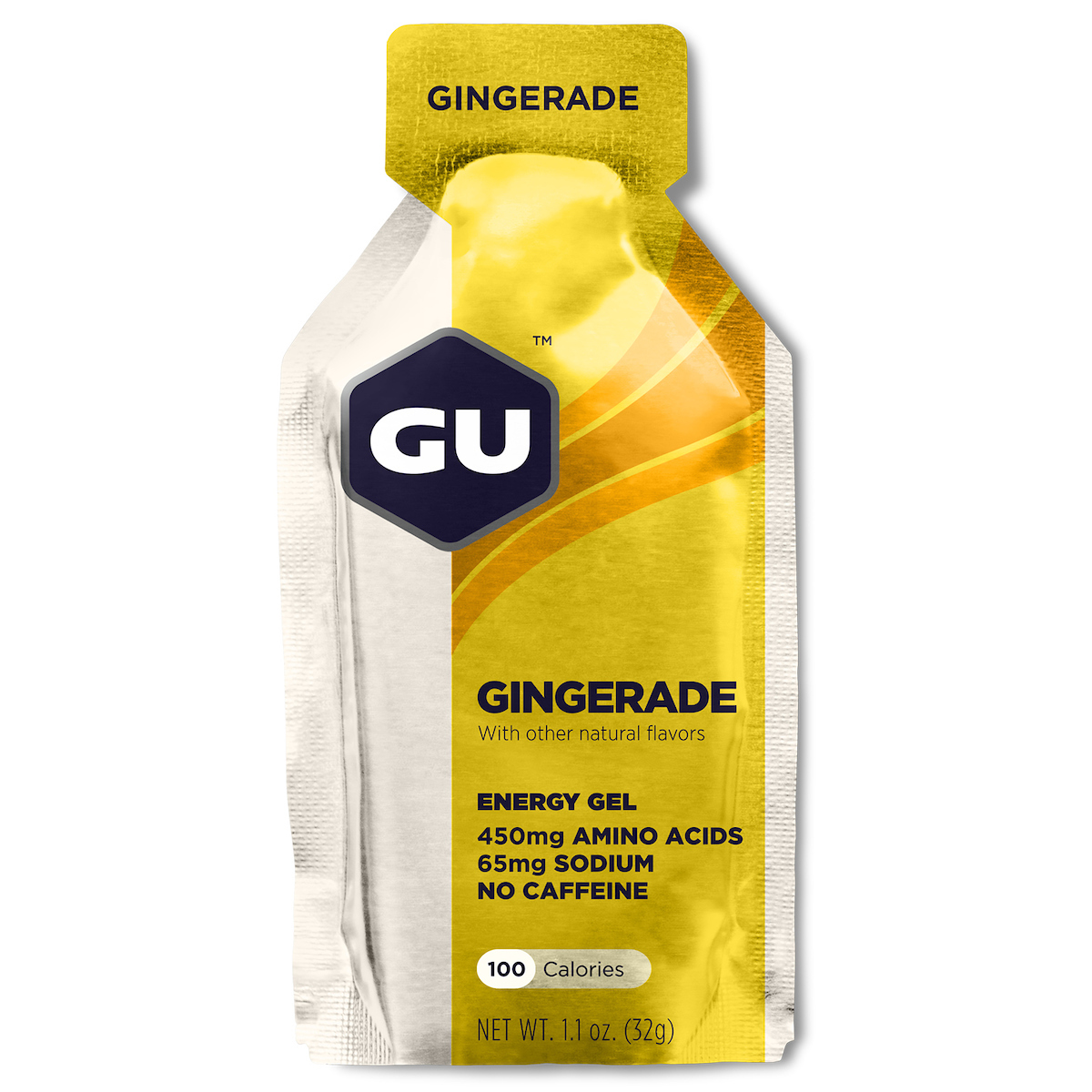 Gingerade, GU Gel, 24 Pkt Ctn