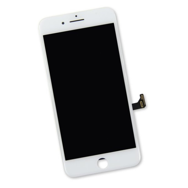 iPhone 8 Plus LCD Assembly White - Kompatibel