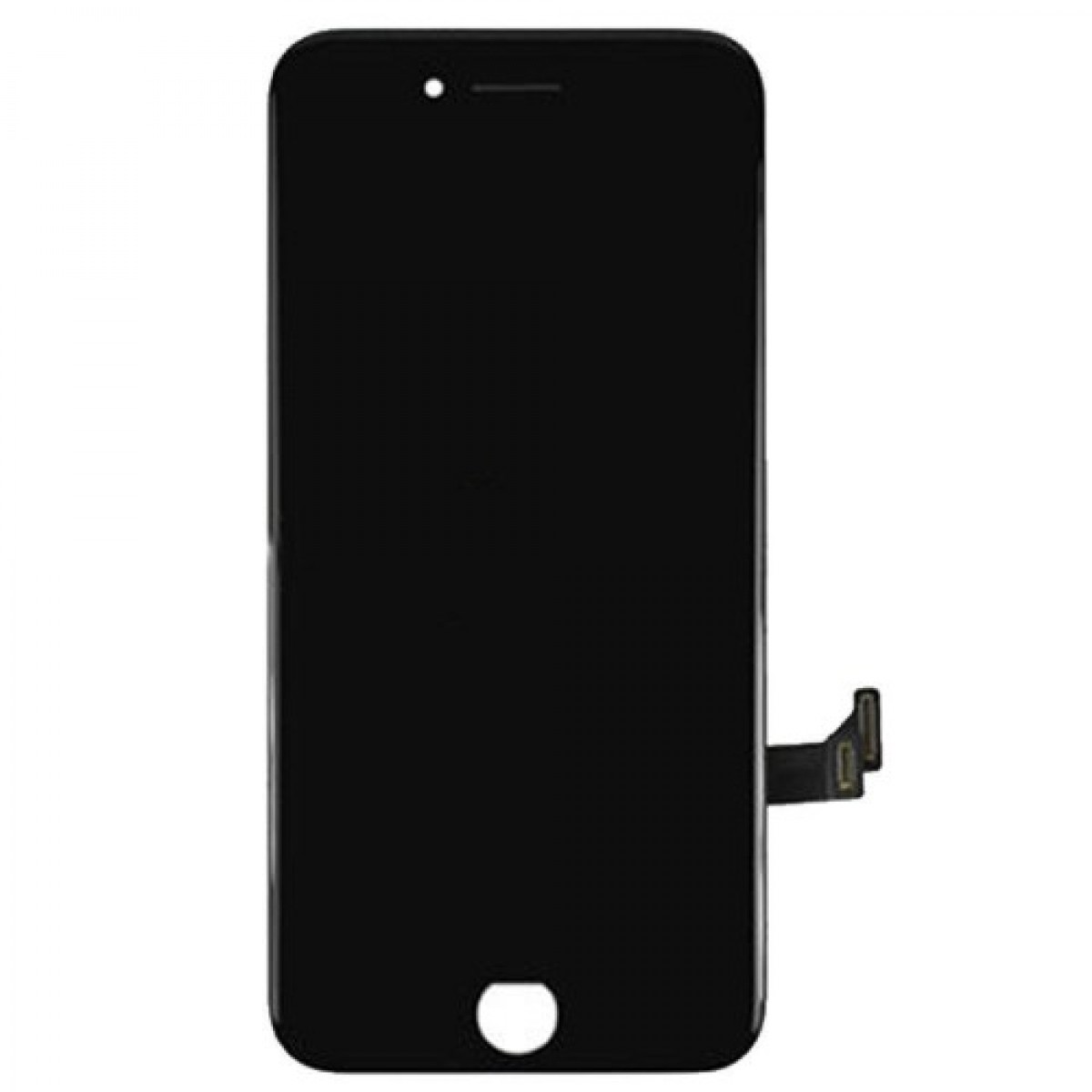 iPhone 8 LCD Assembly Black - OEM