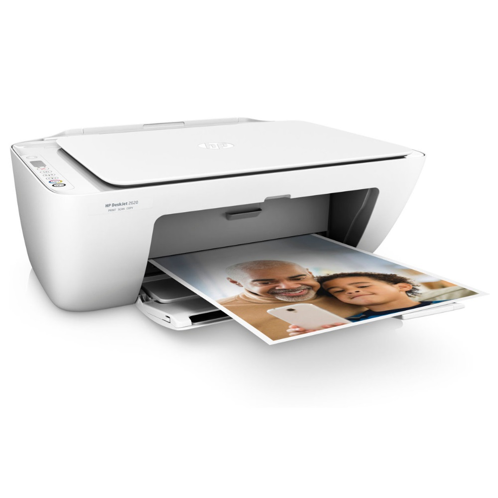 HP Deskjet 2620 All-in-One Blækprinter