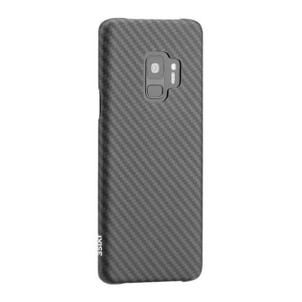 Black Aramid Cse (3S-1061) - suitable for Samsung S9