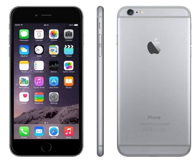 iPhone 6 PLUS 16GB SpaceGrey Refurb Grade A