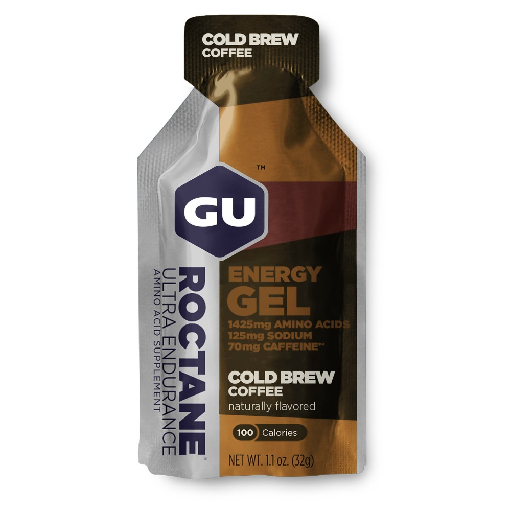 NPEU Cold Brew Coffee, Roc Gel, 24 Pkt Box