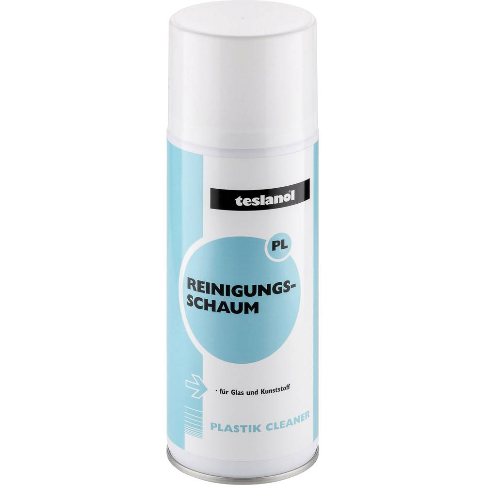 Foam surface cleaner - for intensive cleaning and maintenance of plastic – 400 ml