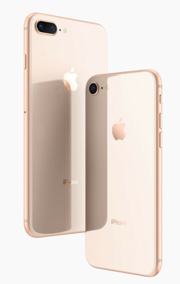 iPhone 8 PLUS 64GB Gold Refurb Grade B
