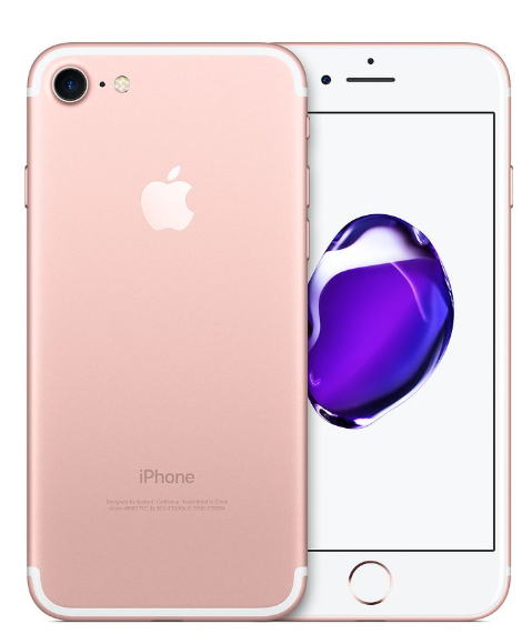 iPhone 7 32GB Rosegold Refurb Grade A