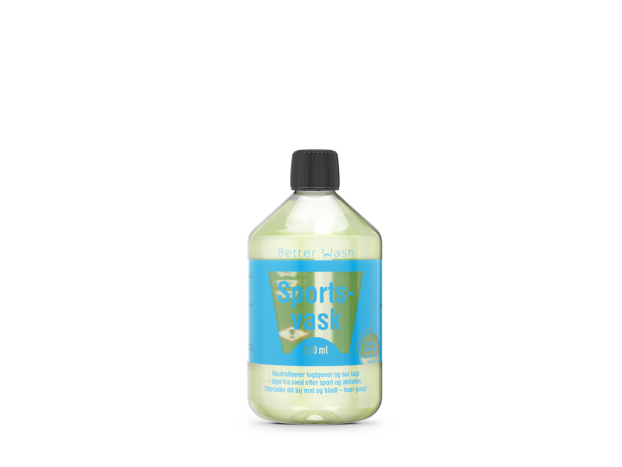 Better Wash Sportsvask 500 ml