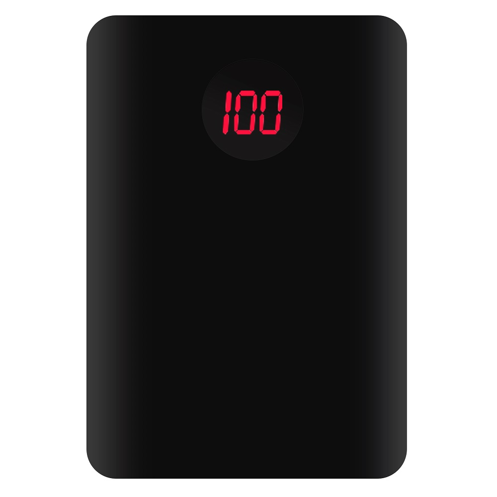 Small Power Bank Pro 10000mAh Black