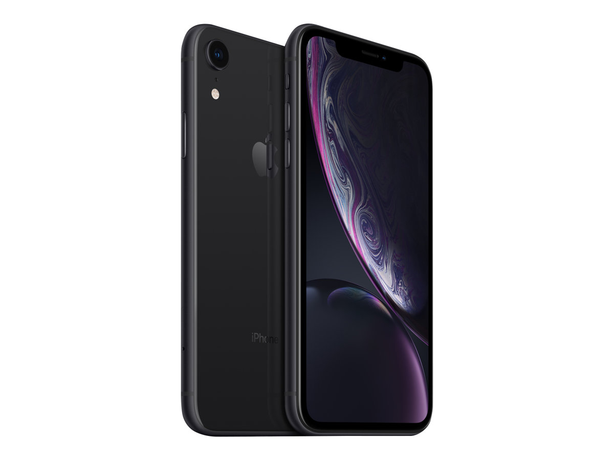 Apple iPhone XR Black 64GB Trade in A grade