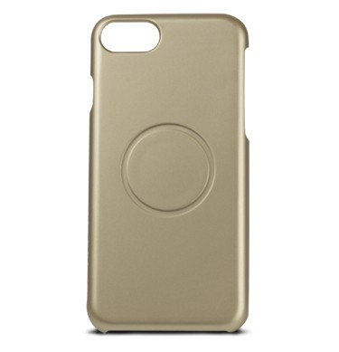 MagCover Beskyttelsescover Polykarbonat Guld  iPhone 7 Plus For iPhone 7 Plus